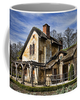 Marie Antoinette Cottage In Versailles Coffee Mug