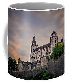 Marienberg Festung Germany Coffee Mug