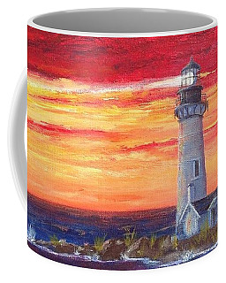 Marien's View Coffee Mug