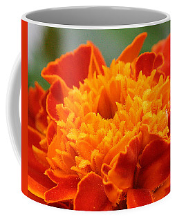 Marigold Center Coffee Mug