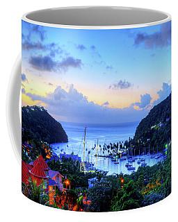 Saint Lucia Coffee Mugs