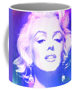 Marilyn Disco Retro Coffee Mug