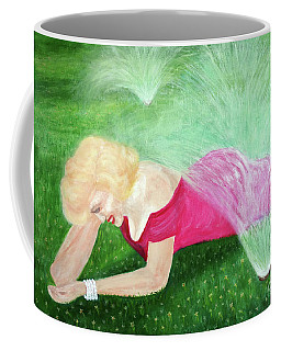 Marilyn Misted Coffee Mug