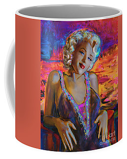Marilyn Monroe 126 G Coffee Mug