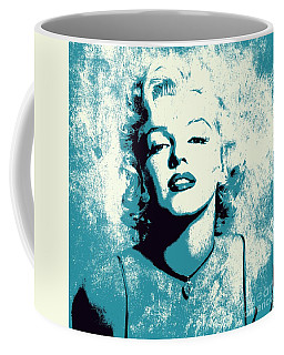 Marilyn Monroe - 201 Coffee Mug by Variance Collections