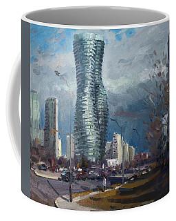 Marilyn Monroe Towers Mississauga Coffee Mug
