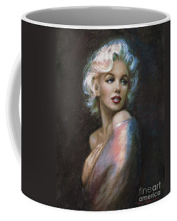 Marilyn Romantic Ww 4 Blue Coffee Mug