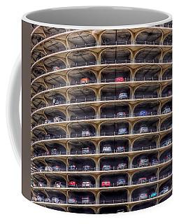 Marina City Chicago Coffee Mug