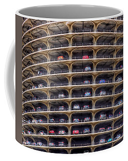 Marina City Chicago Coffee Mug
