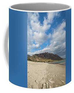 Marina Di Tertenia Coffee Mug