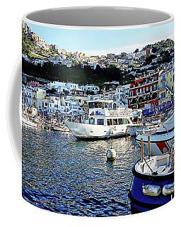Marina Grande - Isle Of Capri Coffee Mug