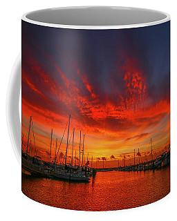 Marina Sunrise - Ft. Pierce Coffee Mug