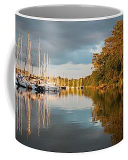 Marina Sunset 10 Coffee Mug