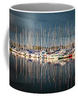 Marina Sunset 4 Coffee Mug
