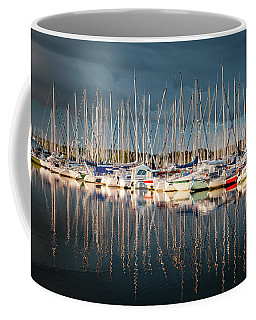 Marina Sunset 4 Coffee Mug