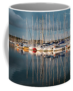 Marina Sunset 7 Coffee Mug