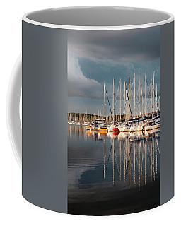 Marina Sunset 9 Coffee Mug