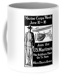 Marine Corps Week - Ww1  Coffee Mug