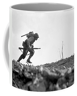 Marine Dash On Okinawa Coffee Mug
