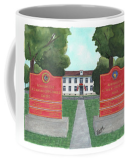Marine Forces Europe And Marine Forces Africa Coffee Mug
