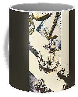 Marine Insignia Coffee Mug