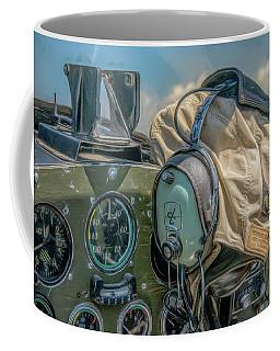 Marine Warbird Coffee Mug