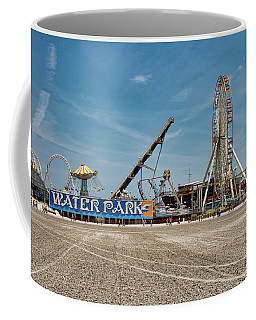 Mariner's Pier - Wildwood Coffee Mug