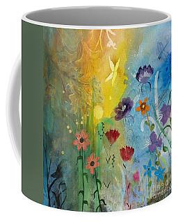 Mariposa Coffee Mug by Robin Maria Pedrero