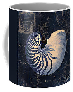 Maritime Blues  Coffee Mug