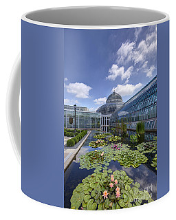 Marjorie Mcneely Conservatory At Como Park And Zoo Coffee Mug