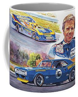 Mark Donohue Racing Coffee Mug