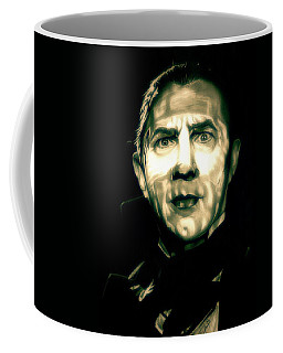 Mark Of The Vampire Coffee Mug