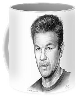 Mark Wahlberg Coffee Mug