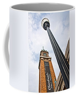 Market Clock Tower Coffee Mug