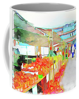 Market Day Coffee Mug