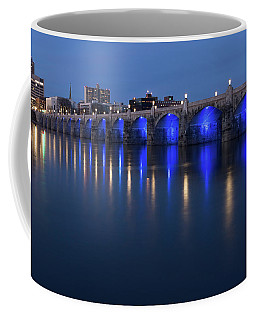Market Street Bridge, Harrisburg Pa Coffee Mug