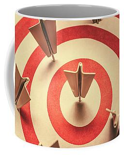 Marketing Your Target Market Coffee Mug