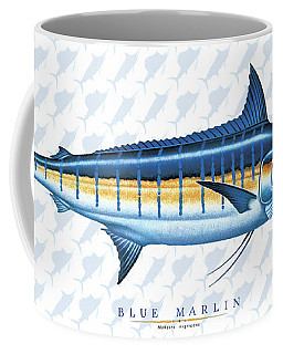 Marlin Id Coffee Mug