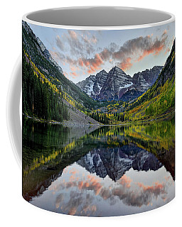 Maroon Bells Sunset Coffee Mug