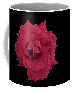 Coffee Mug featuring the photograph Maroon by Mark Blauhoefer