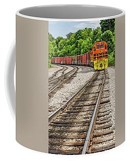 Marquette Rail Carrier Coffee Mug