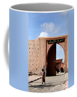 Coffee Mug featuring the photograph Marrakech 1 by Andrew Fare
