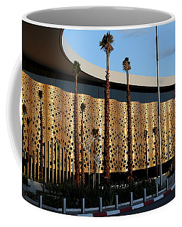 Coffee Mug featuring the photograph Marrakech Airport 1 by Andrew Fare