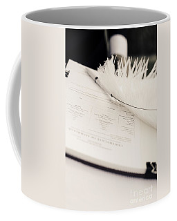 Marriage Register Coffee Mug