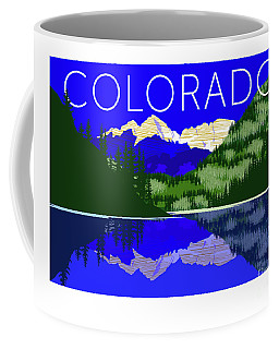 Maroon Bells Day Coffee Mug