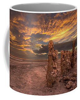 Mars Coffee Mug by Peter Tellone