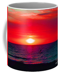 Mars Sunset Coffee Mug