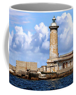 Marsala Lighthouse Coffee Mug