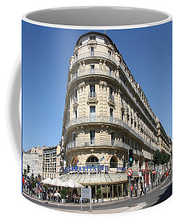 Coffee Mug featuring the photograph Marseille, France by Travel Pics
