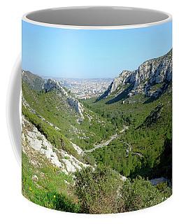 Marseille In The Wild Coffee Mug